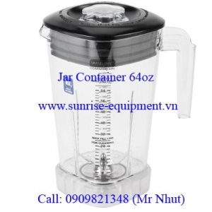 Waring - Jar Container 64oz