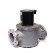 SOLENOID OPERATED GAS SAFETY SHUT-OFF VALVES