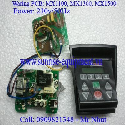 BO MẠCH MÁY WARING MX1100, MX1300, MX1500